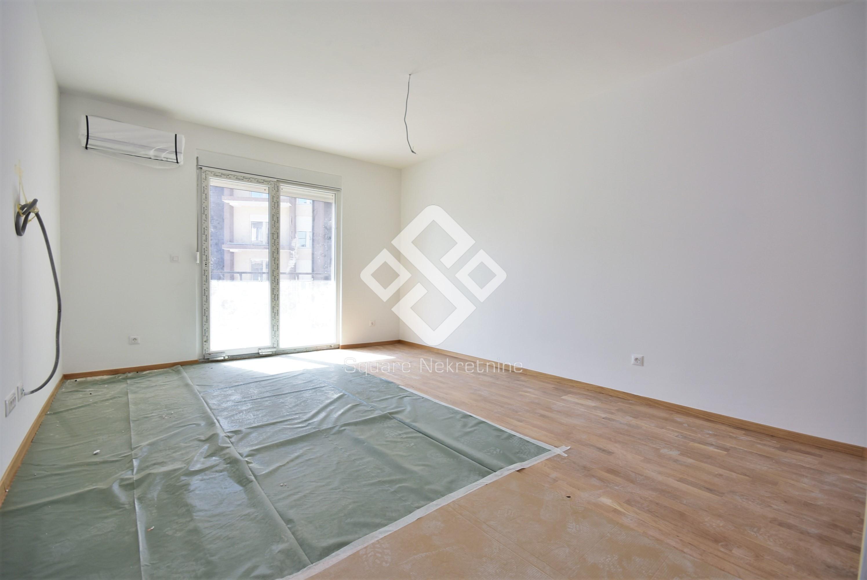 Jednosoban stan 53m2, u izgradnji + garaza, Ljubovic